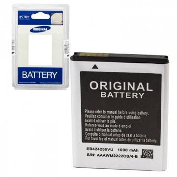 Аккумулятор Samsung EB424255VU 1000 mAh S3350, S3850, S5222 AA/High Copy пластик.блистер в Одессе