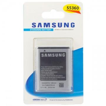 Аккумулятор Samsung EB454357VU 1200 mAh S5360, S5380 AA/High Copy блистер в Одессе
