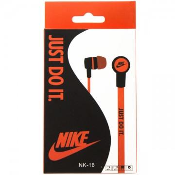 Наушники Nike NK-18 Just do it красные в Одессе