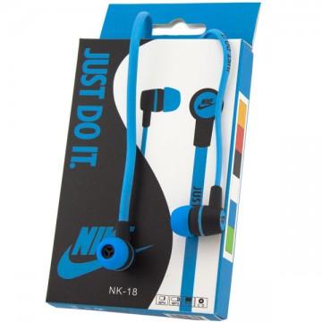 Наушники Nike NK-18 Just do it синие в Одессе