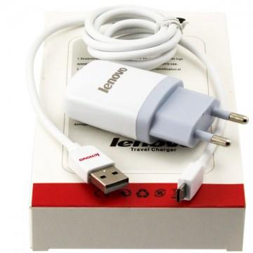 Сетевое зарядное устройство Lenovo TC B250 1USB 1.0A white в Одессе