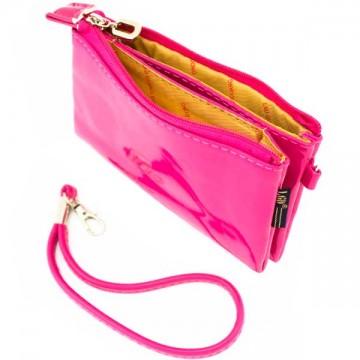 Универсальный чехол-сумка два кармана 4.5″ 75x140мм LGD розовый в Одессе