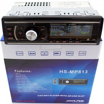Магнитола Alpine HS-MP 813 USB SD в Одессе