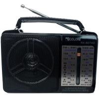 Радиоприемник GOLON RX-607AC черный