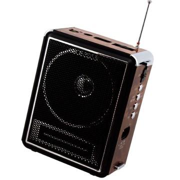 Радиоприемник GOLON NS-083U-M коричнево-черный в Одессе