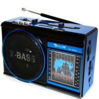 Радиоприемник GOLON RX-9009 Сине-черный