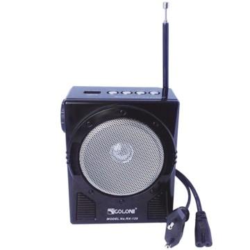 Радиоприемник GOLON RX-129 черный в Одессе