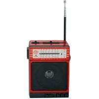 Радиоприемник GOLON RX-077 Красно-черный