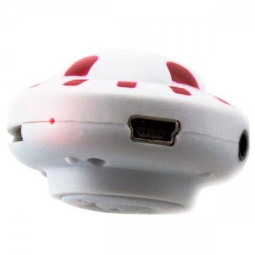 MP3 плеер Летающая тарелка НЛО белая в Одессе