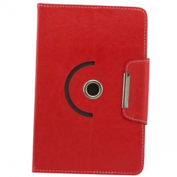 Чехол-книжка 9 дюймов с разворотом уголки-магнит красный в Одессе