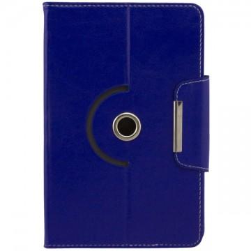 Чехол-книжка 9 дюймов с разворотом уголки-магнит синий в Одессе