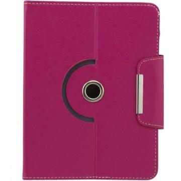 Чехол-книжка 8 дюймов с разворотом уголки-магнит розовый в Одессе