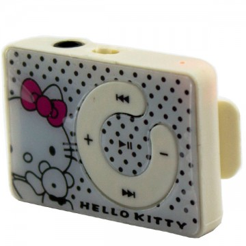 MP3 Плеер Hello Kitty Белый в Одессе