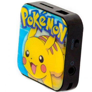 MP3 плеер Pokemon Черный в Одессе
