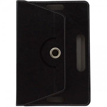 Чехол-книжка 10 дюймов с разворотом уголки-магнит черный в Одессе