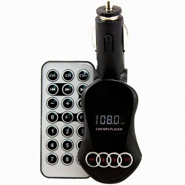 FM модулятор трансмиттер 210 Audi 12-24V в Одессе
